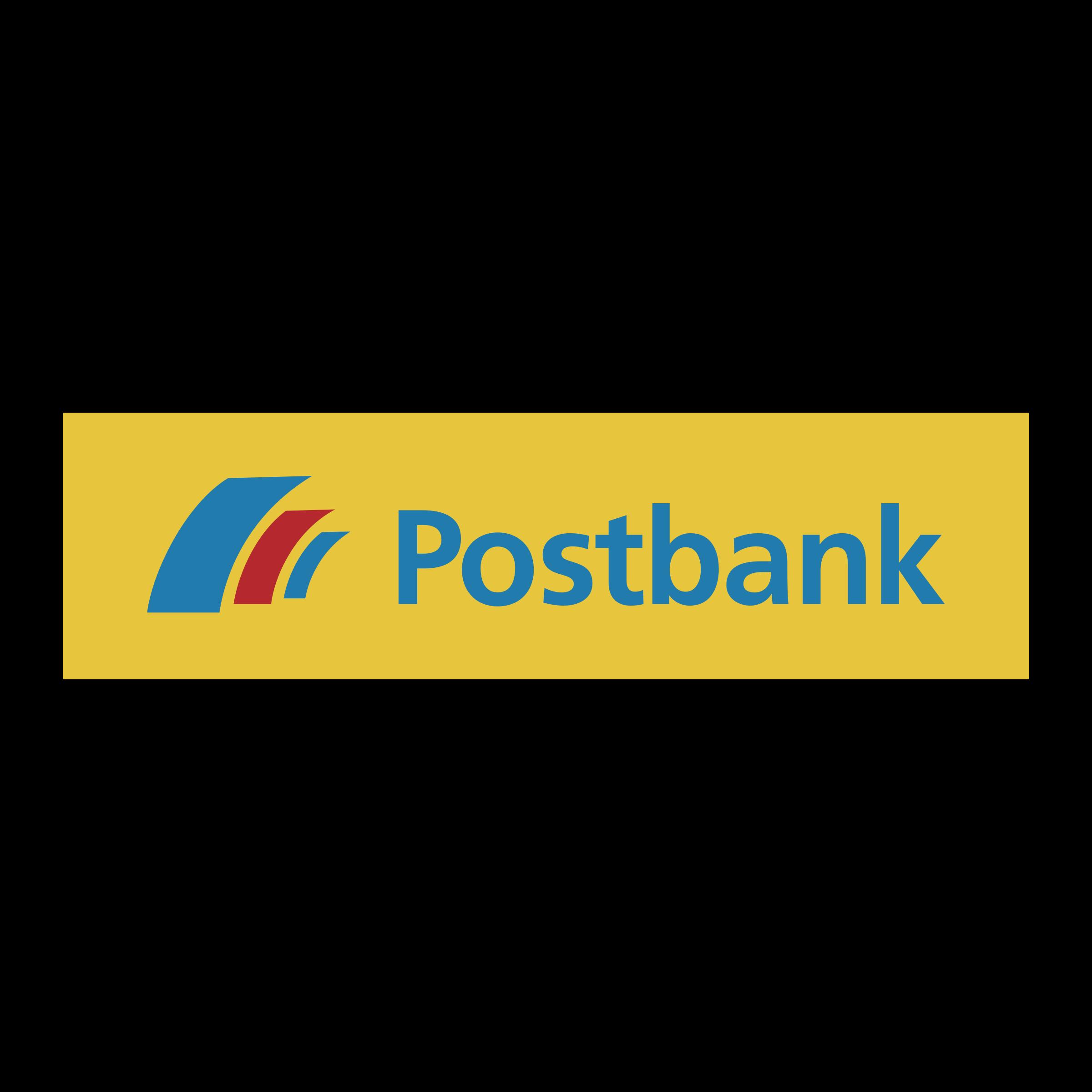 Postbank Logo PNG Transparent & SVG Vector.