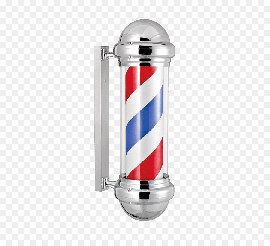 Download Free png Barber\'s pole Barber chair Beauty Parlour.