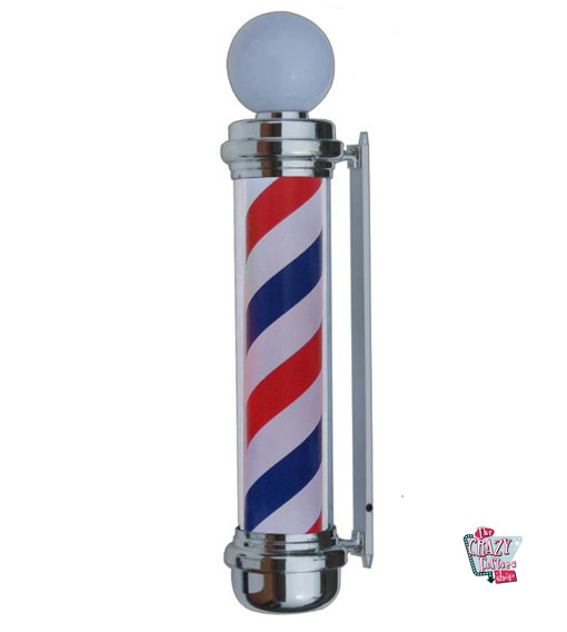 Poste de barbero.