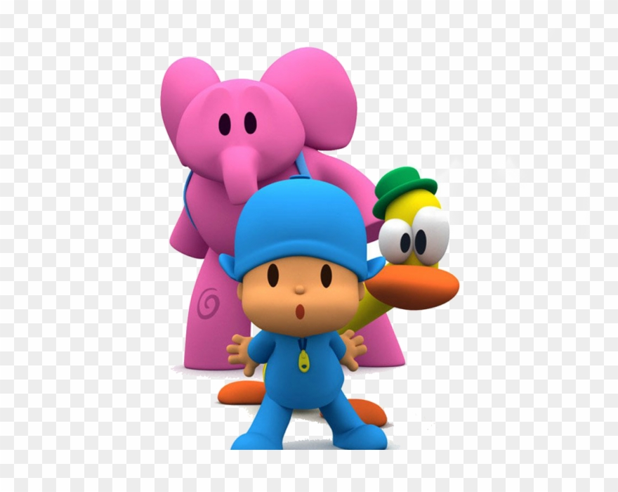 Pocoyo Poster Clipart Television Show Animation.