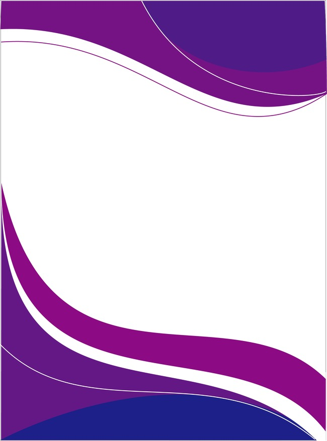 Vector Poster Template, Purple Poster Template, Background.