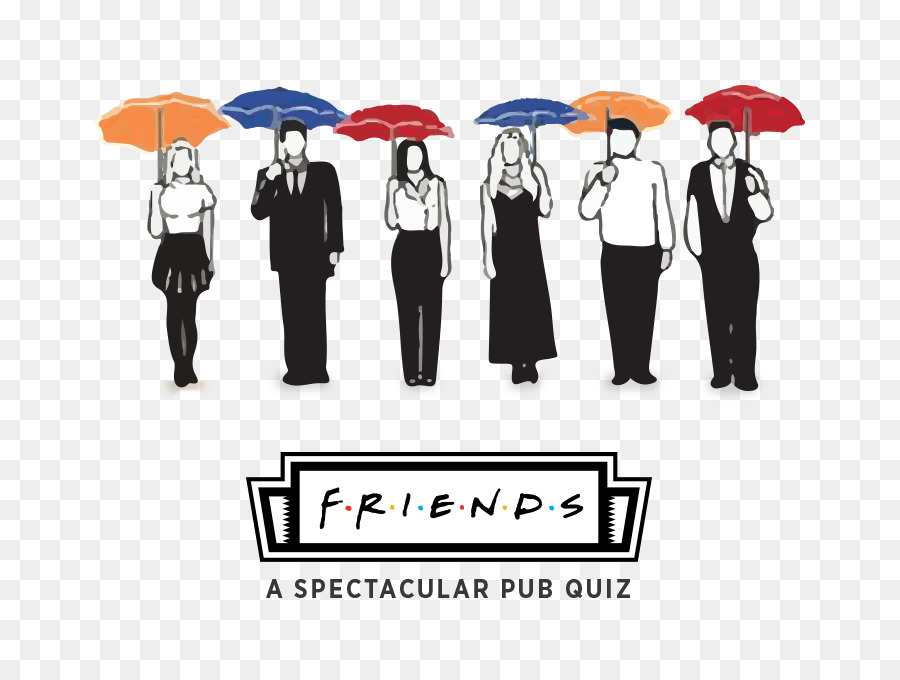 Friends Cartoon clipart.