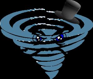 Cartoon Hurricane Clipart.
