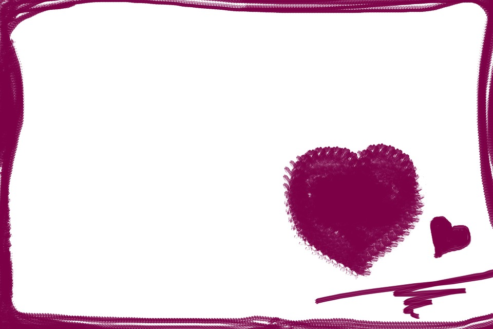 Free illustration: Heart, Red, Stationery.