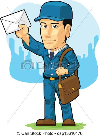 Mailman Stock Illustrations. 1,479 Mailman clip art images and.