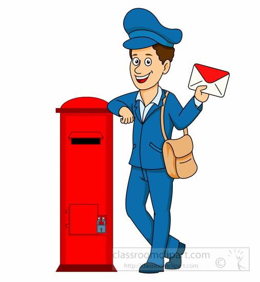 postman clipart clipground Funny Vacation Clip Art vacation clipart images free