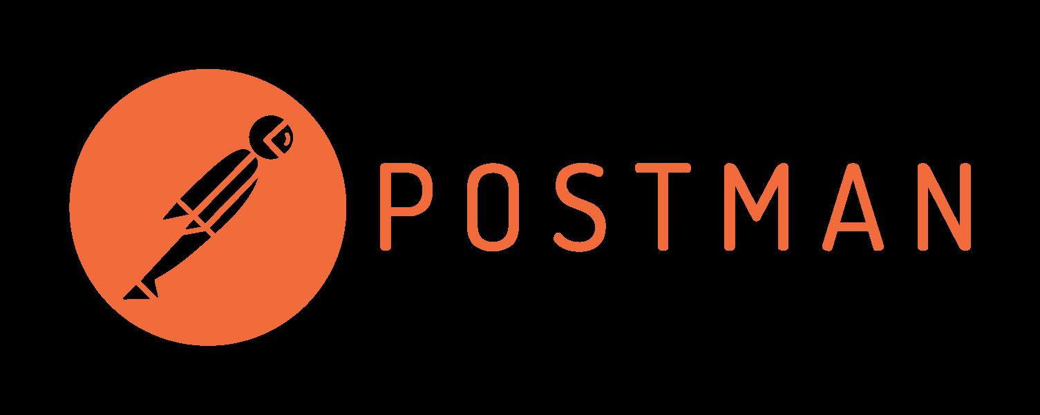 Postman logo.