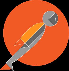 Postman Logo Vector (.SVG) Free Download.