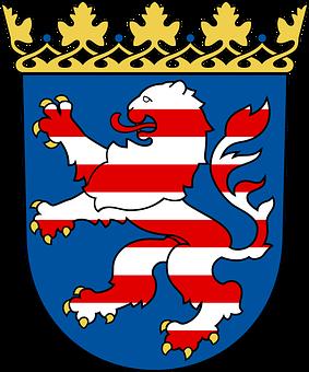 Saksan, Vaakuna.
