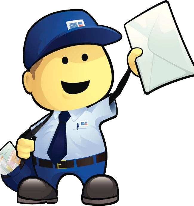 Postman PNG.