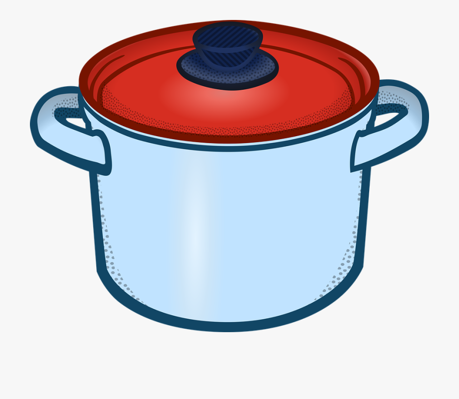 Cooking Pan Clipart Cooker.
