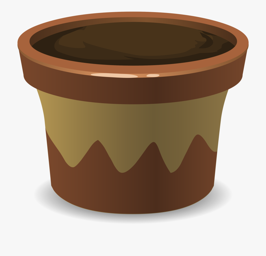 Image Library Stock Plant Pot Clipart.