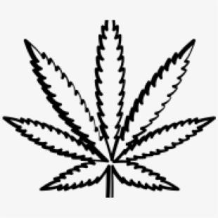 Black Weed Leaf Png , Transparent Cartoon, Free Cliparts.