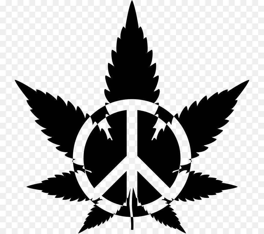 Cannabis Leaf Background clipart.