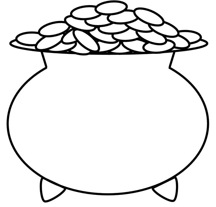 Free Picture Of A Pot Of Gold, Download Free Clip Art, Free.