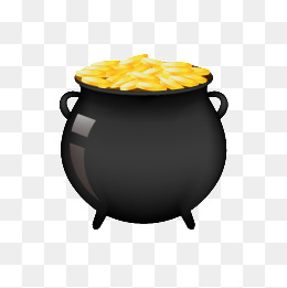 Pot Of Gold Png (101+ images in Collection) Page 3.