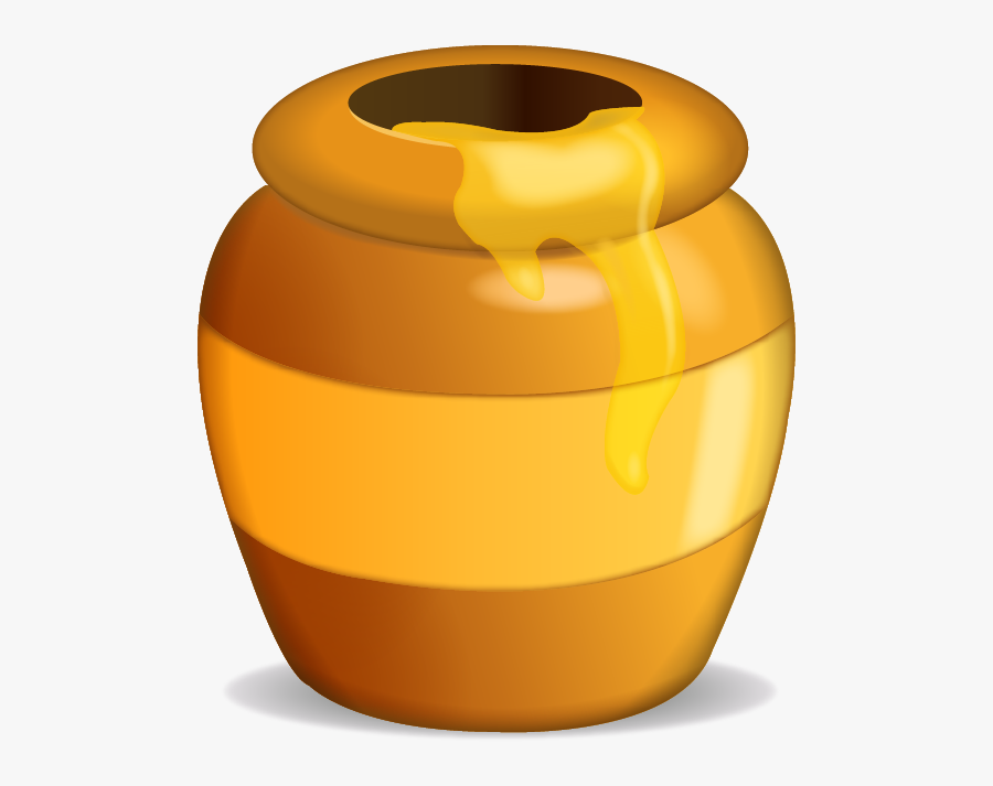 Honey Pot Png.