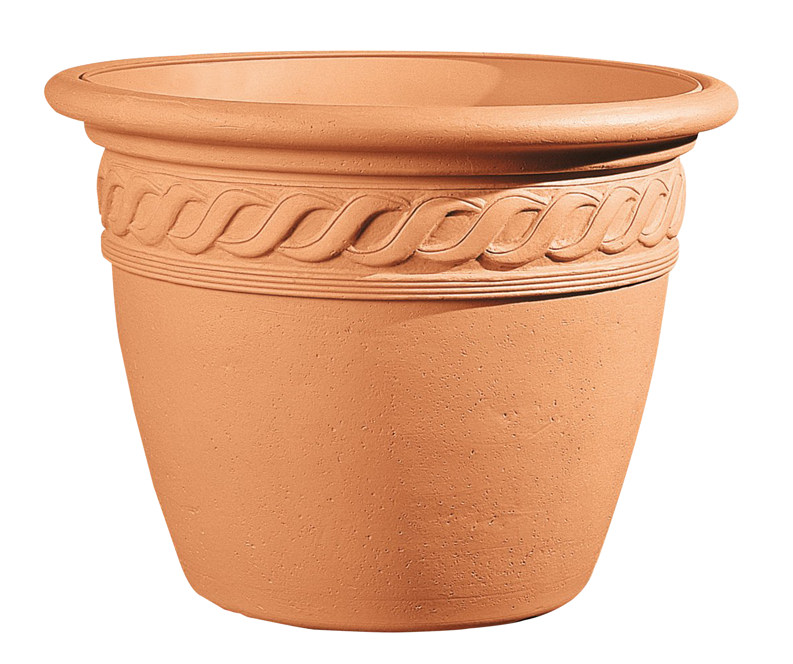 Flower Pot PNG Transparent Image.