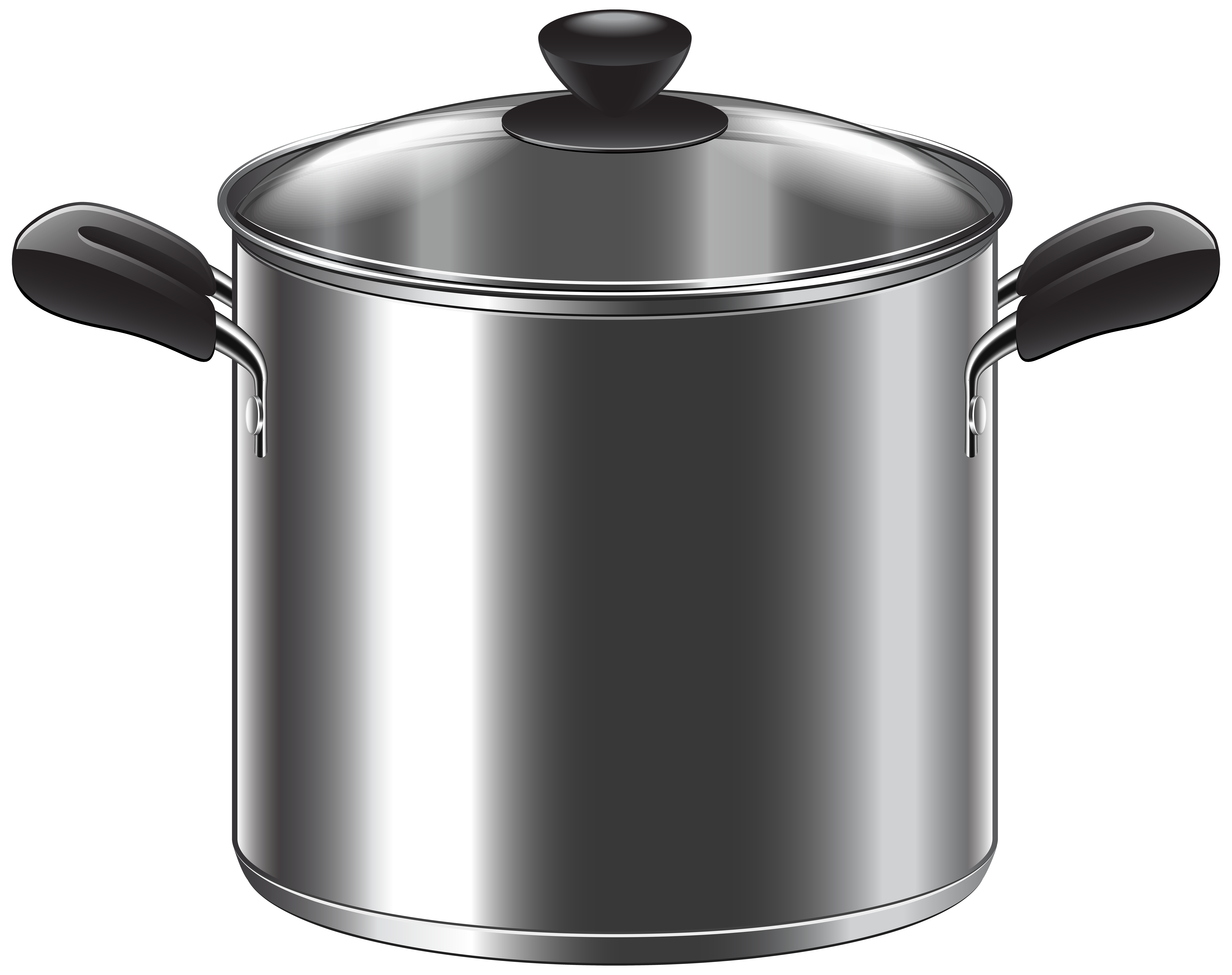 Cooking Pot PNG Clip Art.