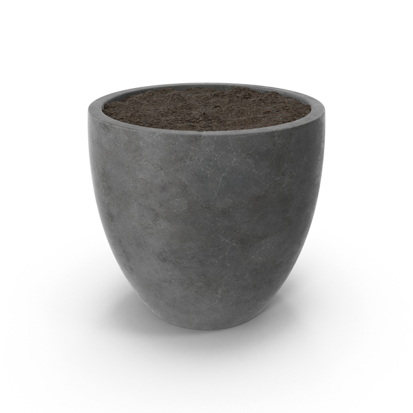 Flower Pot with Soil PNG Images & PSDs for Download.