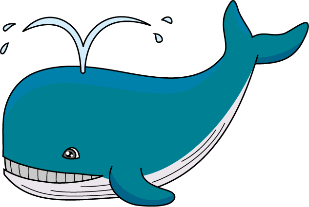Whale Clipart Images.