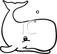 Whale Clipart commercial and personal use Navy Blue and Grey clip.