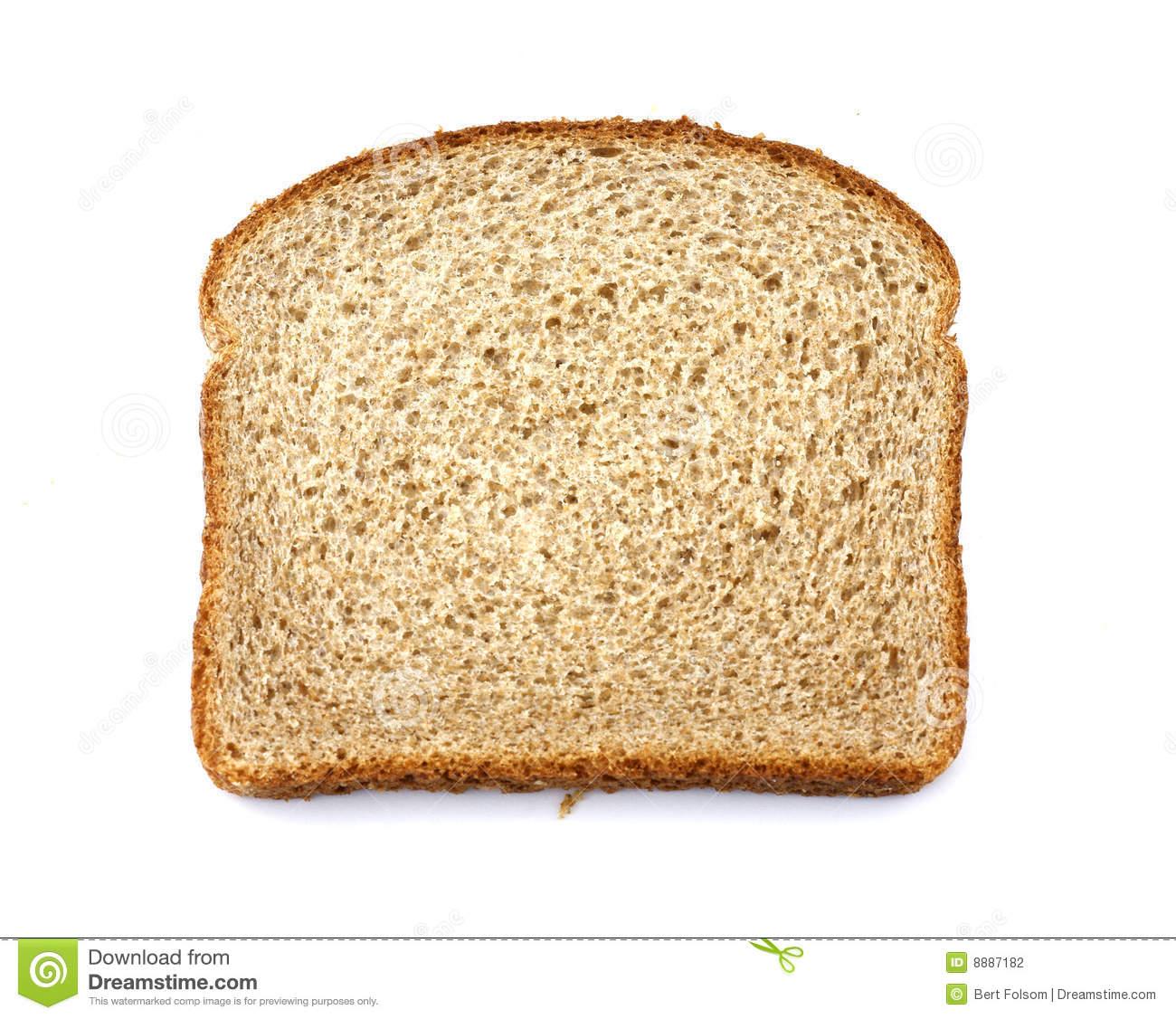 Whole Wheat Bread Clipart.