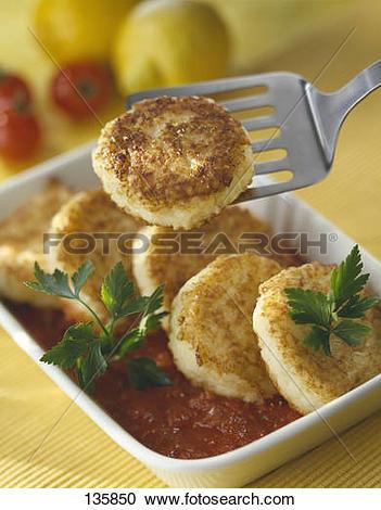 Stock Photography of Potato cakes 135850.