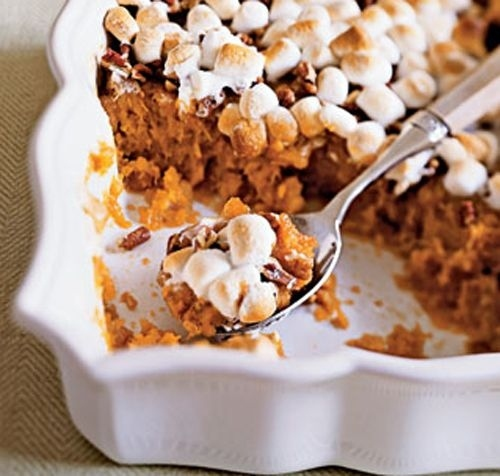 Why We Should All Be Eating Sweet Potato Casserole All Year Round.