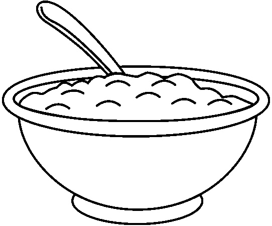 casserole crealys coloring pages - photo#24