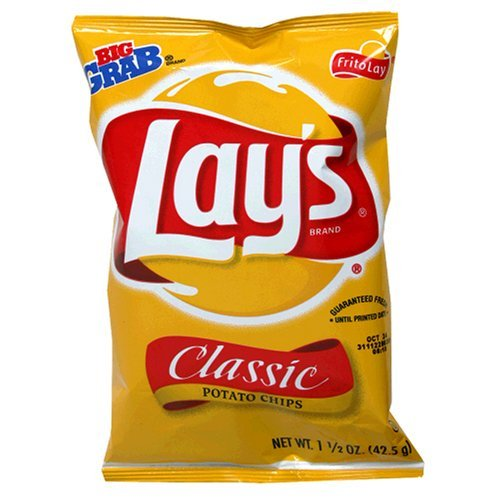 Lays Potato Chips Clipart.