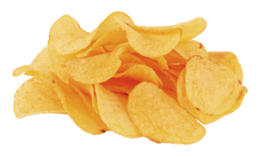 Potato chips PNG images free download.
