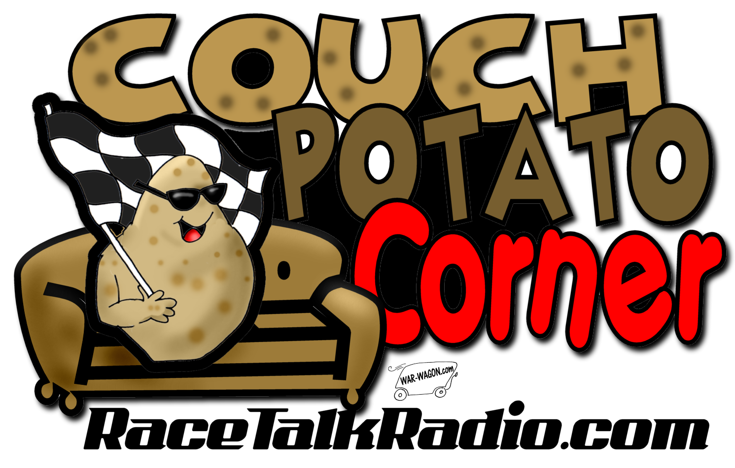 Race Talk Radio » Couch Potato Corner.