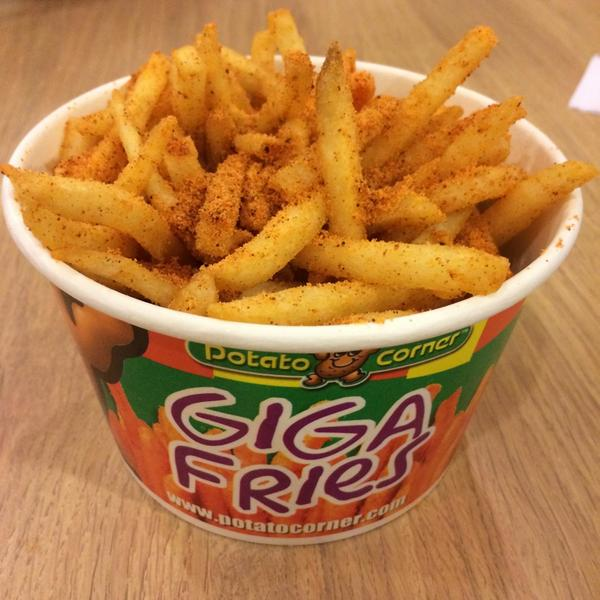 """Potato Corner on Twitter: """"Only regretnot being able to get."""