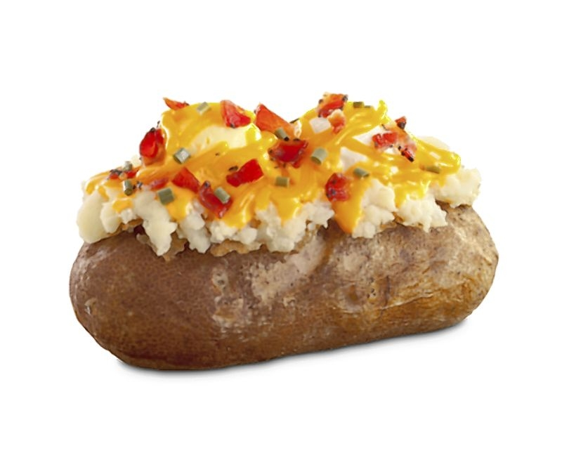 Baked Potato Clipart.