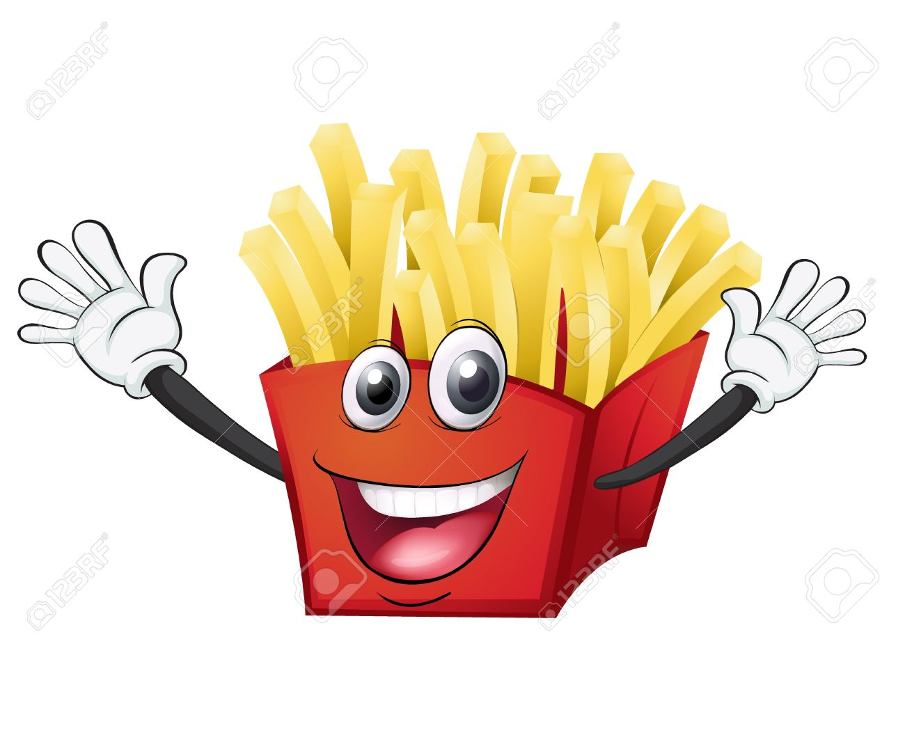 12,816 Fries Cliparts, Stock Vector And Royalty Free Fries.