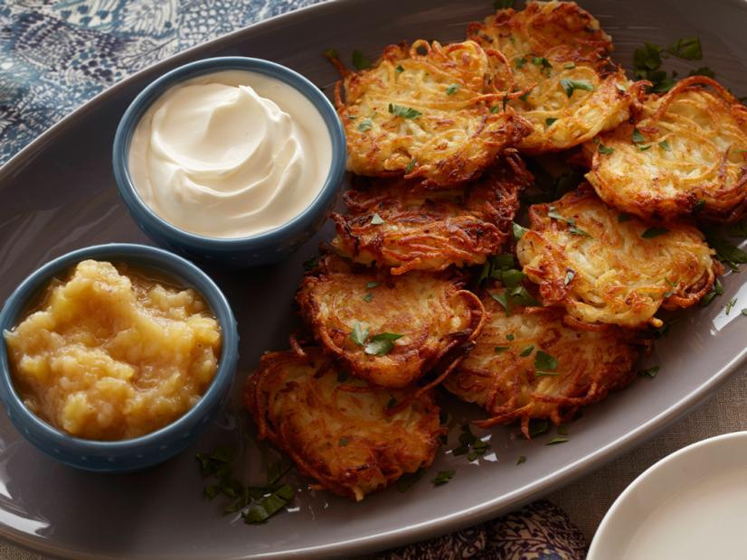 Potato Latkes Recipe.