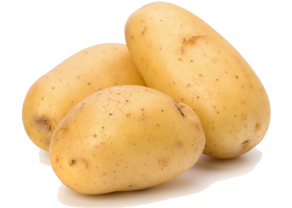 Potato PNG Transparent Images.