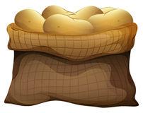 Potato Sack Stock Illustrations.