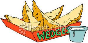 Wedges.