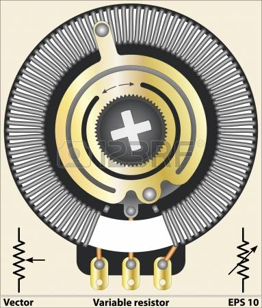 155 Potentiometer Stock Vector Illustration And Royalty Free.