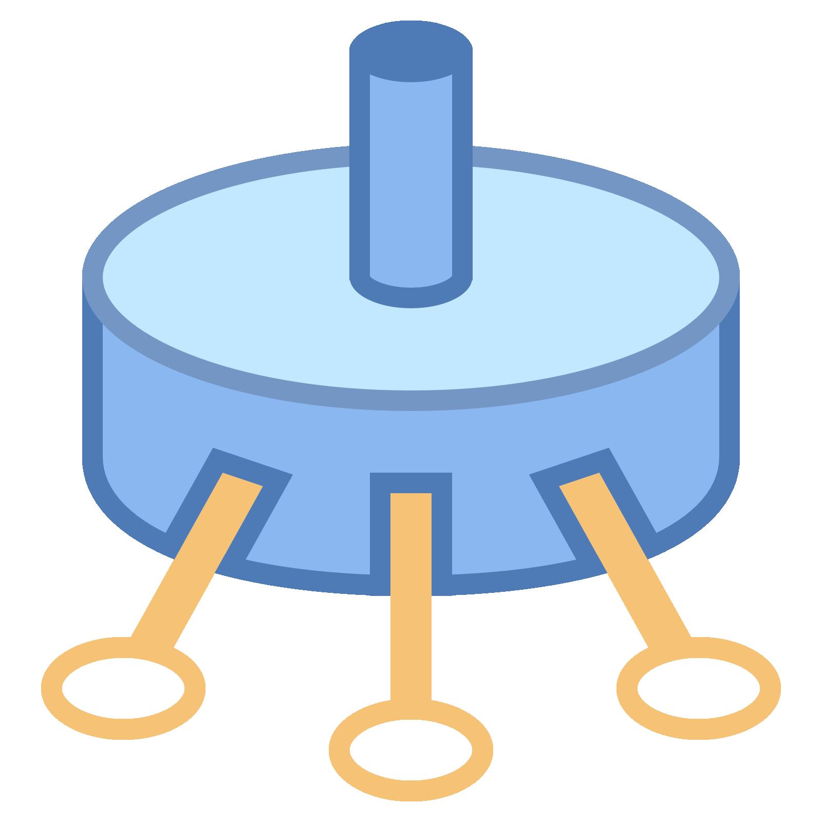 Potentiometer Icon.
