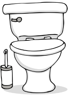 Potty Clipart.