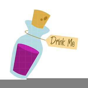 Clipart Potion Bottle.