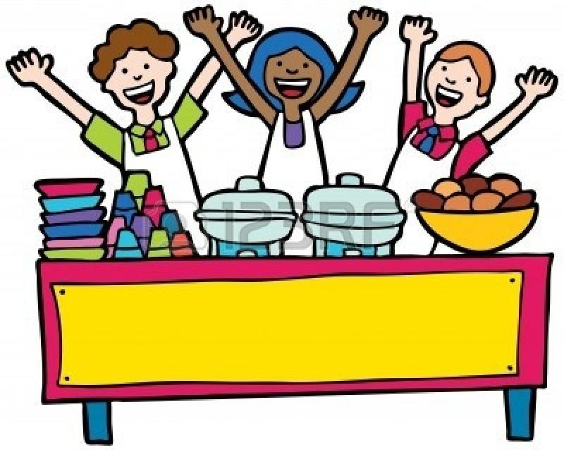 Free potluck clipart 5 » Clipart Station.