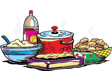 Potluck Dinner Clipart#2223721.