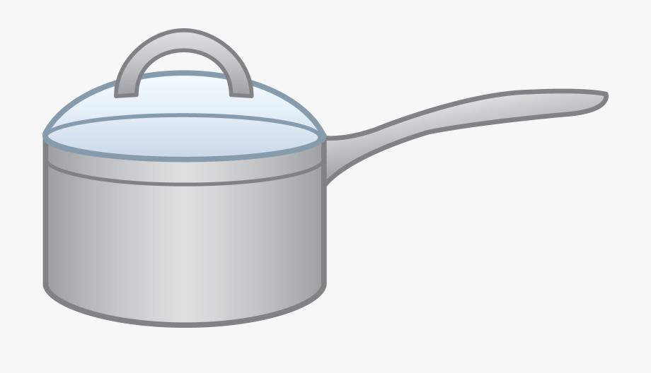 Kitchen Pot Clipart.