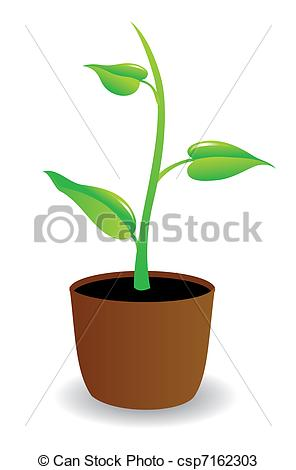 Potted plant Illustrations and Clip Art. 2,941 Potted plant.
