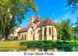 Stock Images of Austria, Pottendorf.