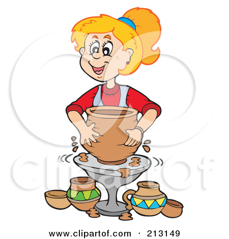 Potter S Wheel Clipart Clipground